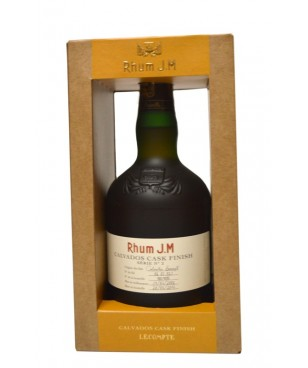 Rhum JM Calvados Cask Finish 50cl