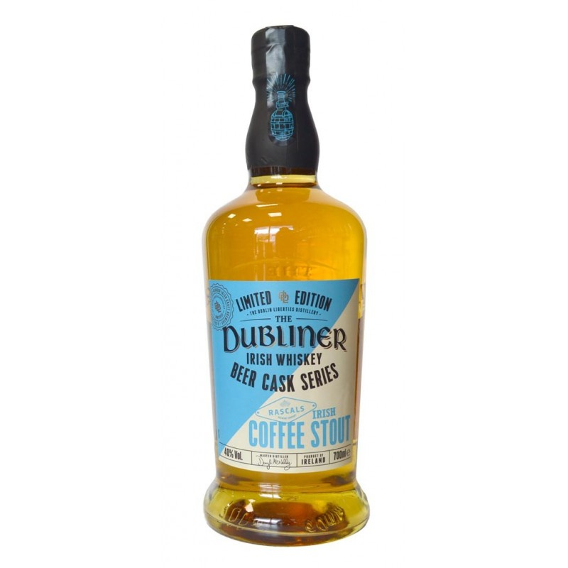 The Dubliner Beer Cask Finish - Irlande - 70cl - 40%
