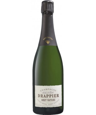 Champagne Drappier Brut Nature - 75cl