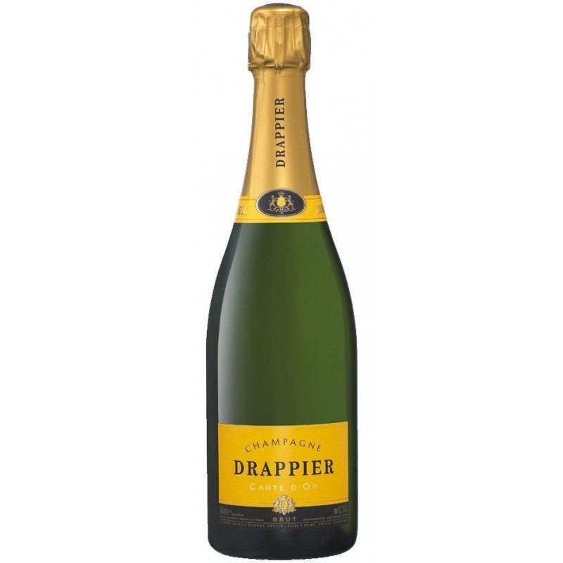 Champagne Drappier Carte d'Or - 75cl