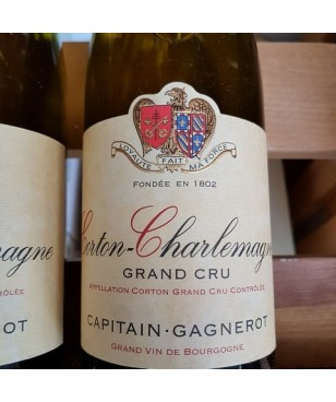 Corton Charlemagne 2018 Capitain 75cl