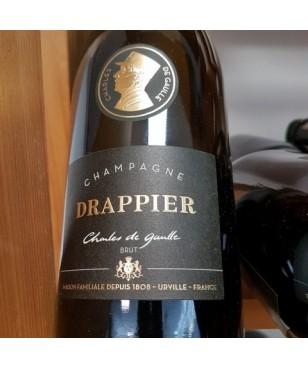 Drappier cuvée Charles De Gaulle 75cl