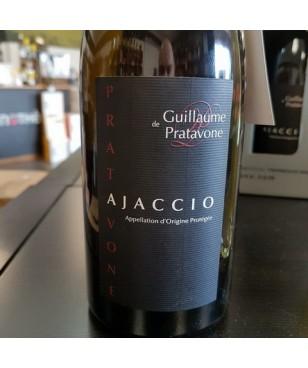 Ajaccio blanc cuvée Guillaume 2015 Domaine de Pratavone 75cl