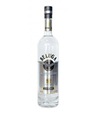 Vodka Beluga - Russie - 70cl - 40%