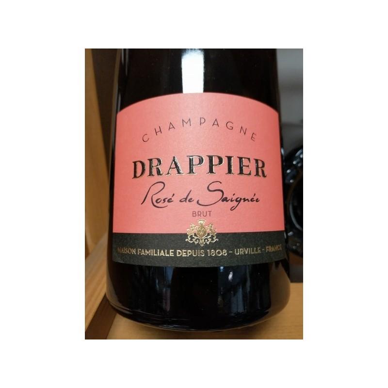 Champagne Drappier Rosé de Saignée - 75cl