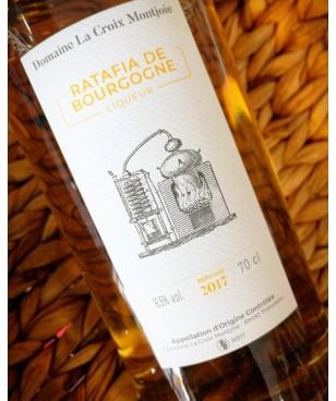 Ratafia de Bourgogne Domaine de la Croix Montjoie - 70cl - 16.5%