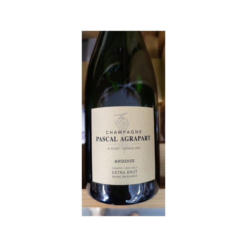 Champagne Agrapart Avizoise 2014 - 75cl
