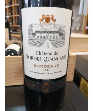 Magnum Bordeaux Château de Bordes-Quancard 2016 150cl